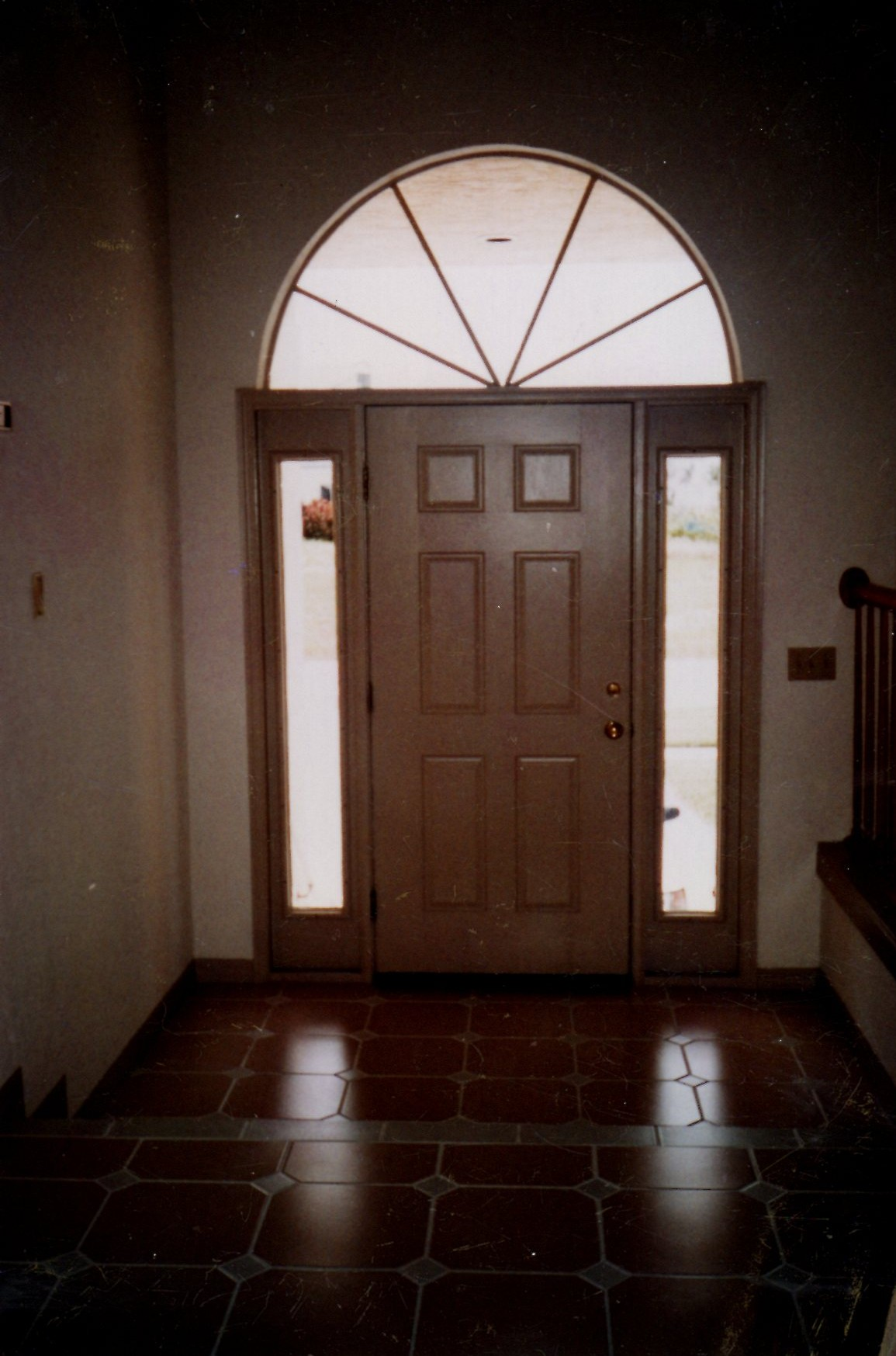 Before-Home Entrance