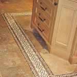 floor tile moasic detail